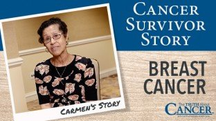Cancer Survivor Story: Carmen Chaves (Breast Cancer)