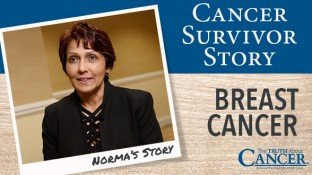 Cancer Survivor Story: Norma Harrison (Breast Cancer)