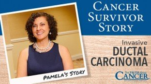 Cancer Survivor Story: Pamela Carrillo (Invasive Ductal Carcinoma - Breast Cancer)