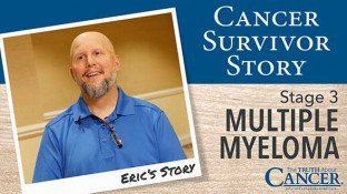 Cancer Survivor Story: Eric Vincelette (Stage 3 Multiple Myeloma)