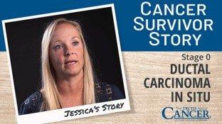 Cancer Survivor Story: Jessica (Ductal Carcinoma In Situ)
