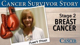 Cancer Survivor Story: June (Breast Cancer)