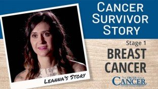 Cancer Survivor Story: Leanna (Breast Cancer)