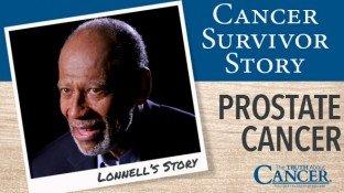 Cancer Survivor Story: Lonnell (Prostate Cancer)