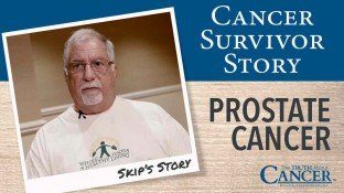 Cancer Survivor Story: Skip Stein (Prostate Cancer)