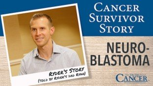 Cancer Survivor Story: Ryder Sternagel (Neuroblastoma)