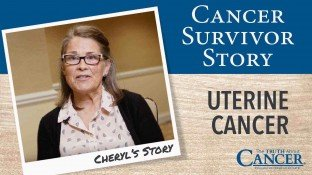 Cancer Survivor Story: Cheryl Buck (Uterine Cancer)