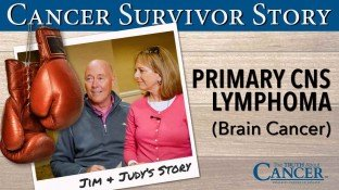 Cancer Survivor Story: Jim & Judy Hinners (Brain Cancer)