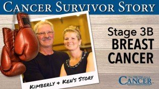 Cancer Survivor Story: Kimberly & Ken (Breast cancer)