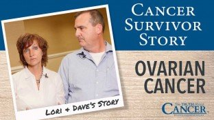 Cancer Survivor Story: Lori & Dave Ball (Ovarian Cancer)