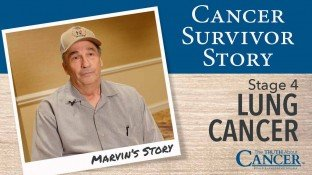 Cancer Survivor Story: Marvin Deselle (Lung Cancer)