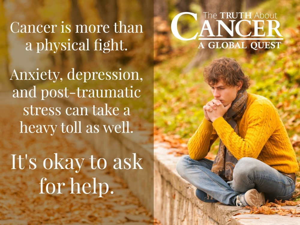 Emotions of Cancer