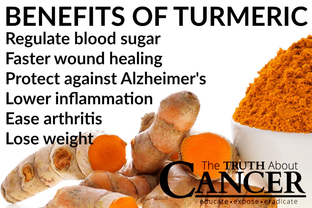 benefits of turmeric