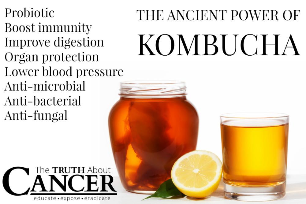 Health Benefits Kombucha Tea