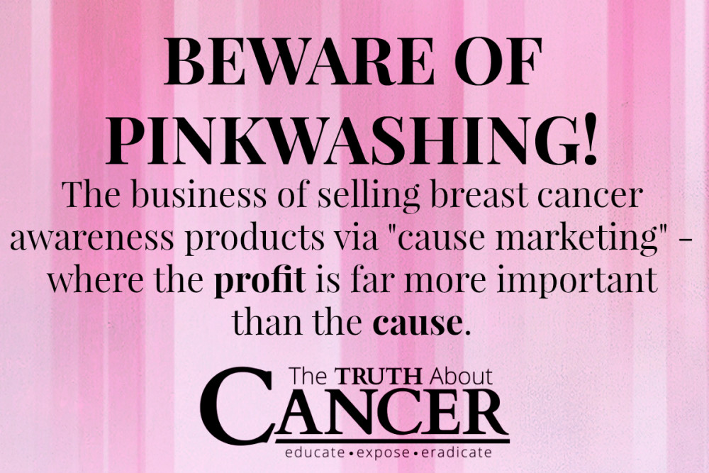 TTAC - Pinkwashing Graphic