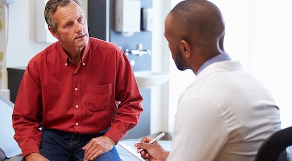 Testosterone and prostate cancer