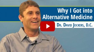 Why I Got Into Alternative Medicine (video)