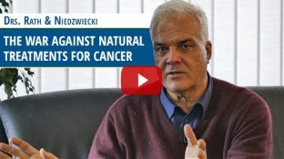 The War Against Natural Treatments for Cancer (video)
