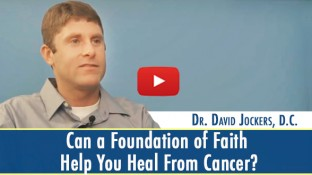 Can a Foundation of Faith Help You Heal From Cancer? (video)