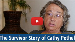Breast Cancer Survivor Story of Cathy Pethel (video)