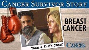 Cancer Survivor Story: Kim & Theo Hanson (Breast Cancer)