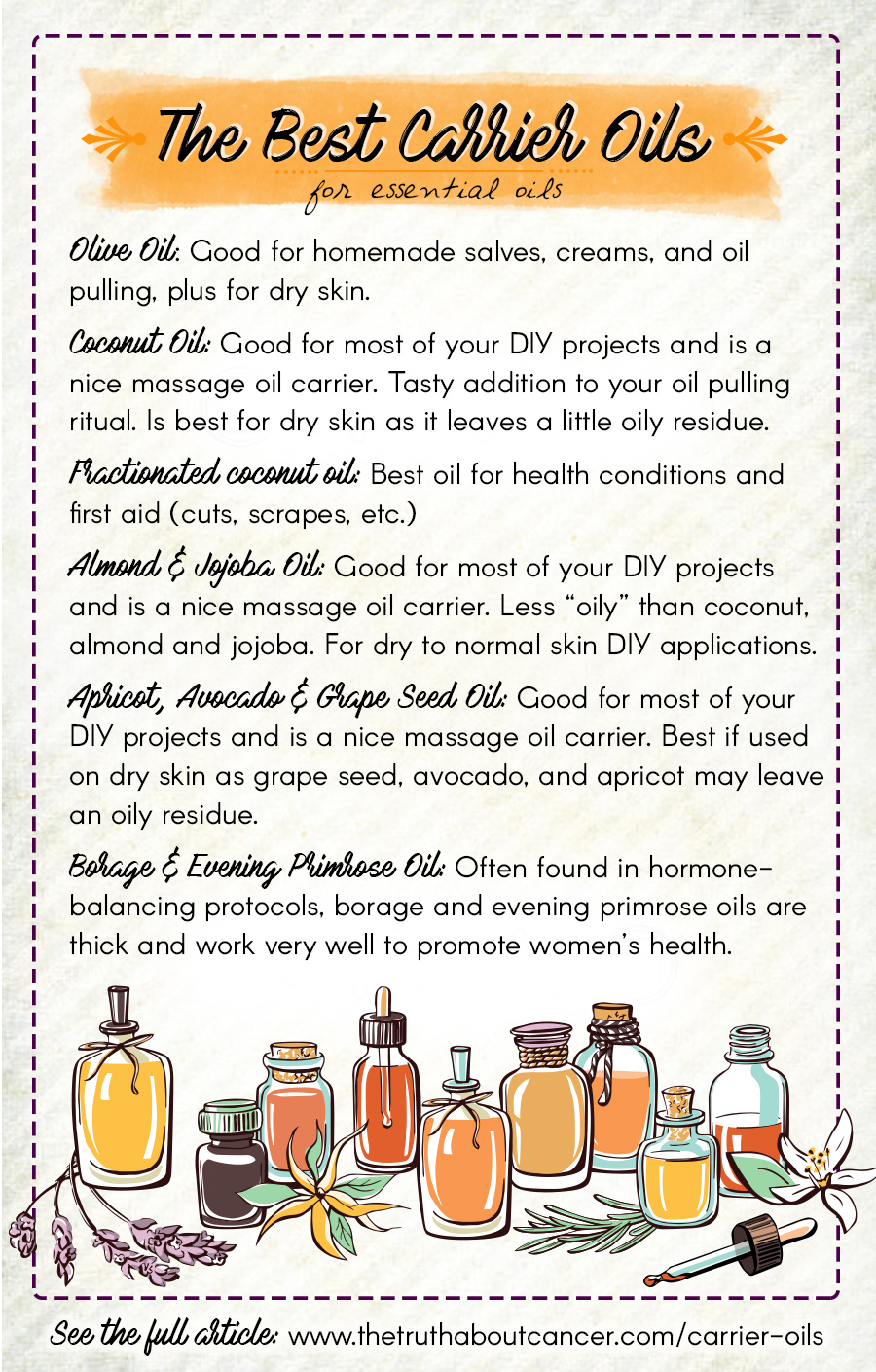 how to use essential oils skin care