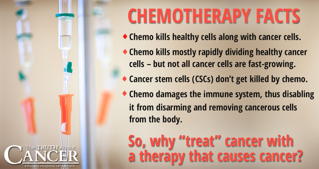 Why treat cancer with a therapy that causes cancer?