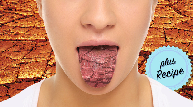 Alleviate Dry Mouth from Cancer Therapy