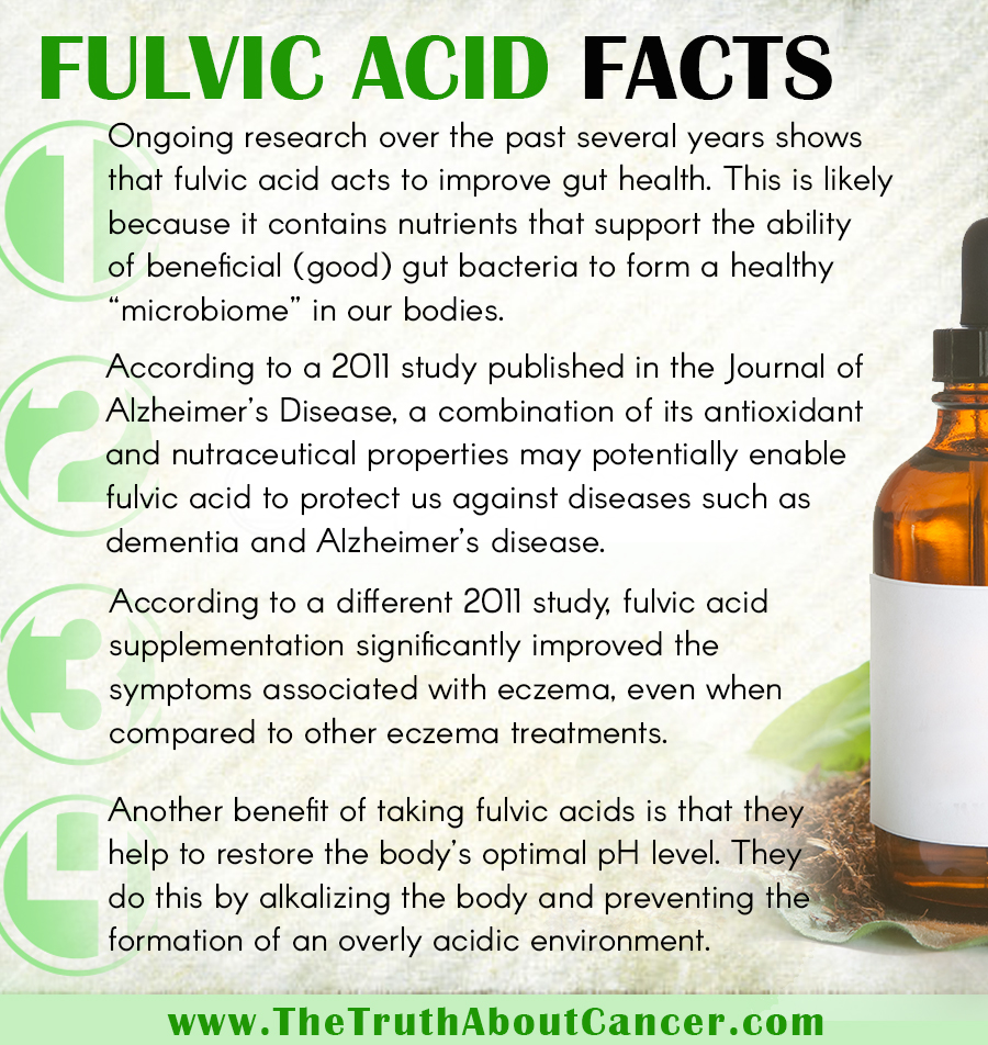 fluvic-acid-research-findings