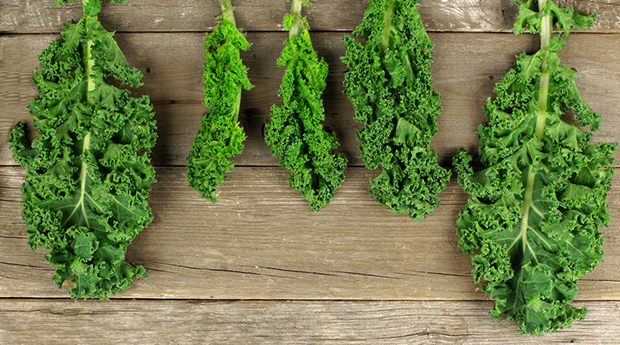 Organic kale benefits