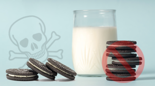 Oreos and Milk: A Cancer-Causing Combination?