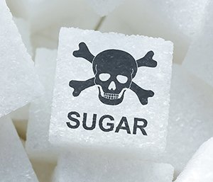 foods that cause inflammation #1: sugar