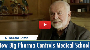 How Big Pharma Controls Medical Schools (video)