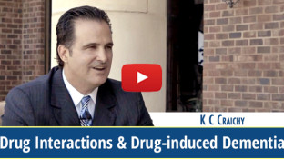 Drug Interactions & Drug-induced Dementia (video)