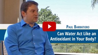 Can Water Act Like an Antioxidant in Your Body? (video)